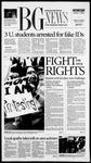 The BG News March 7, 2001