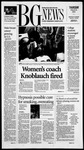 The BG News March 8, 2001