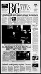 The BG News March 9, 2001