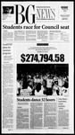 The BG News March 26, 2001