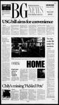 The BG News March 28, 2001