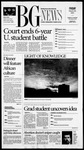 The BG News March 30, 2001