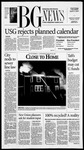 The BG News April 3, 2001