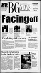 The BG News April 4, 2001