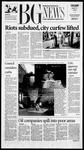The BG News April 17, 2001
