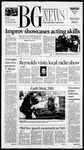 The BG News April 19, 2001