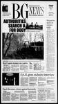 The BG News April 20, 2001