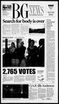 The BG News April 23, 2001