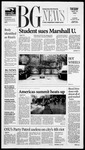 The BG News April 24, 2001