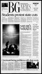 The BG News April 25, 2001