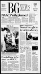 The BG News April 27, 2001