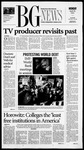 The BG News April 30, 2001