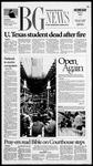 The BG News May 2, 2001