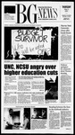 The BG News May 3, 2001