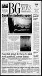 The BG News May 4, 2001