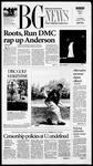 The BG News May 7, 2001