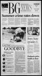The BG News June 13, 2001