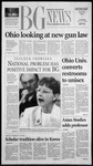 The BG News June 20, 2001