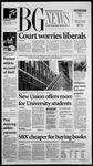 The BG News August 1, 2001