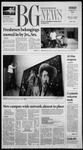 The BG News August 27, 2001