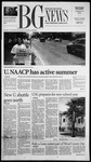 The BG News August 28, 2001