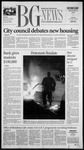 The BG News September 5, 2001