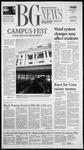 The BG News September 7, 2001