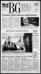 The BG News September 11, 2001