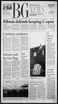 The BG News September 13, 2001