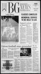 The BG News September 14, 2001
