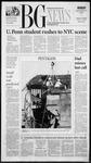 The BG News September 17, 2001