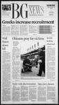 The BG News September 19, 2001