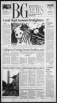 The BG News September 20, 2001