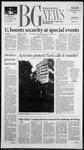 The BG News September 25, 2001