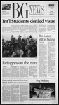 The BG News October 1, 2001