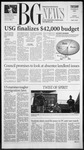 The BG News October 2, 2001