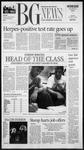 The BG News October 3, 2001