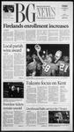 The BG News October 5, 2001