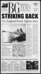 The BG News October 8, 2001