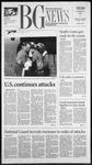 The BG News October 9, 2001