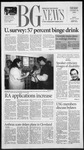 The BG News October 16, 2001