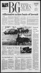 The BG News October 18, 2001