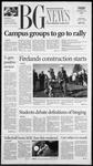 The BG News October 19, 2001