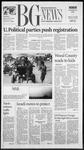The BG News October 22, 2001