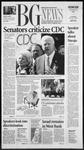 The BG News October 24, 2001
