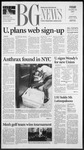The BG News October 26, 2001