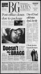 The BG News October 31, 2001