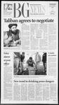 The BG News November 1, 2001