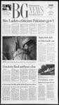 The BG News November 2, 2001