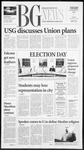 The BG News November 6, 2001